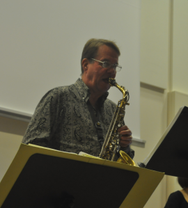 Jukka Lumme Jazz-illassa