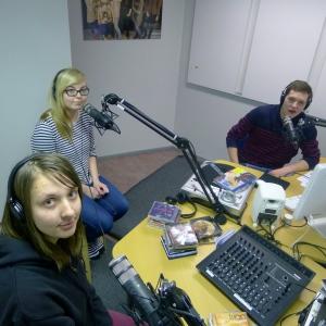 Aune Sanz ja Heli Hästbacka Roope Rapon haastateltavina.