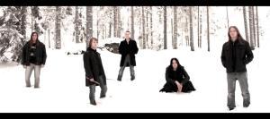 Touch of Eternity: Erno Helenius, Petteri Järvinen, Ollipekka Toimela, Kasimir Kaakko ja Riku Laajala.