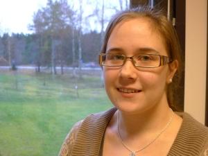 Laura Hästbackan opinnäytetyö sisälsi synnytyslaulun.