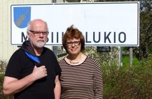 Pekka ja Kaisu Nikula jättävät tänä keväänä musiikkilukion taakseen.